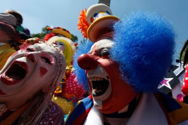 clown-convention