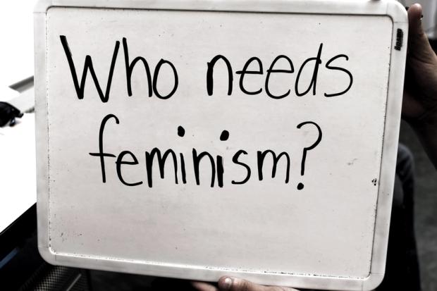 who needs femminism
